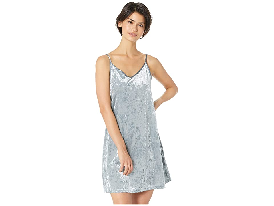 Roxy Sleepy Night Velvet Dress (Turbulence) Women