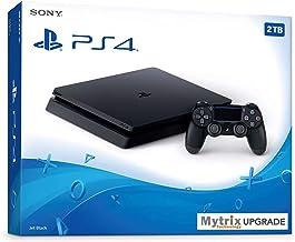 Mytrix Playstation 4 Slim 2TB Consola con controlador inalámbrico DualShock 4, Playstation mejorada por Mytrix (renovado)