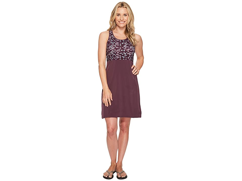 Smartwool Willow Lake Dress (Bordeaux) Women
