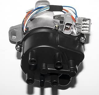MAS Compatible Ignition Distributor w/Cap & Rotor TD-44U TD-68U for 92-95 L4 1.7L 1.8L 1.6L Integra Del Sol Honda Acura Integra OBD1 B16A2 B17A1 B18C1 V-TEC