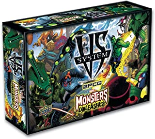 VS System 2PCG: Marvel Monsters Unleashed - English