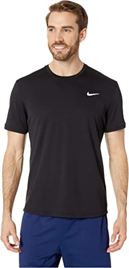 NikeCourt Dri-FIT Short Sleeve Tennis Top