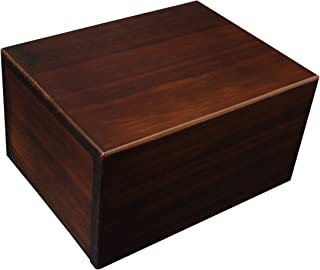 Large Economy Wooden Urn Box