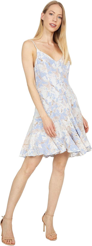ASTR the label Women's Godet Slip Dress