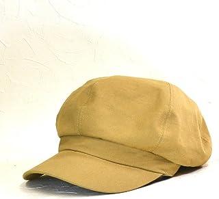 【ノーブランド品】 no brand (ベージュ61cm)BIGサイズ 帽子 ハンキャス アップル キャスケット 6パネル  トレンド オールシーズン メンズ レディース