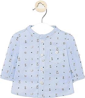 Mayoral Camisa para beb/é ni/ño 1127 Azul
