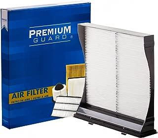 PG Cabin Air Filter PC6115  Fits 2008-16 Subaru Impreza, 2008-18 Forester, 2013-15 XV Crosstrek, 2013-19 WRX, WRX STI, 2016-17 Crosstrek
