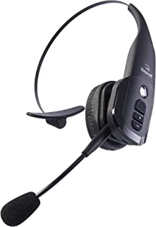 VXi BlueParrott B350-XT Bluetooth Headset Bundle with AC Power Supply and Car Charger