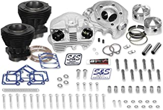 S&S 80 in. Top End Kit for Harley Davidson 1979-84 Shovelhead engines, 4-1/4 in