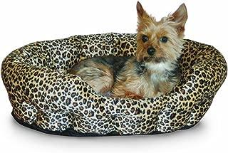 K&H Pet Products Self-Warming Nuzzle Nest Pet Bed