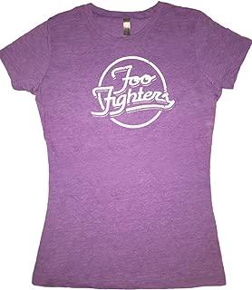 Juniors Foo Fighters Rings T-Shirt