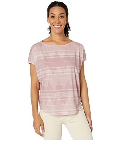 Prana Shenay Top (Dark Mauve) Women