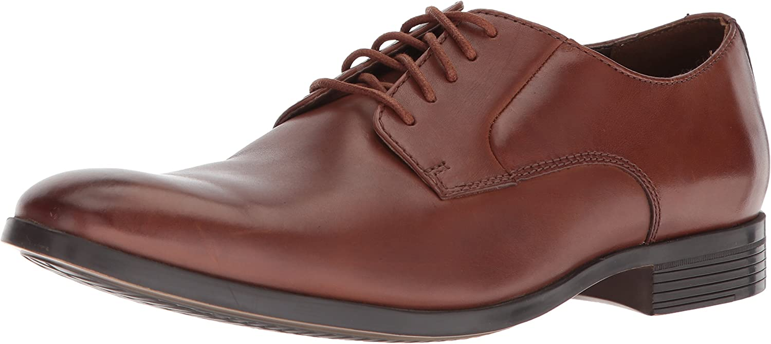 Clarks Men's Conwell Plain Oxfords