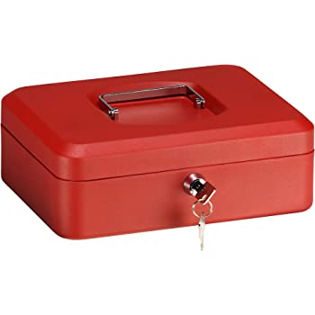Arregui C9234 Caja de Caudales de Acero, 25 cm de ancho, con ...