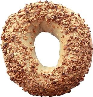 Greater Knead Gluten Free Bagel - Garlic - Vegan, non-GMO, Free of Wheat, Nuts, Soy, Peanuts, Tree Nuts (4 bagels)