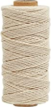 Tenn Well Bakers Twine, 328 Feet 3Ply Cotton Kitchen Twine Food Safe Cooking String for Tying Meat, Trussing Chickens, Mak...
