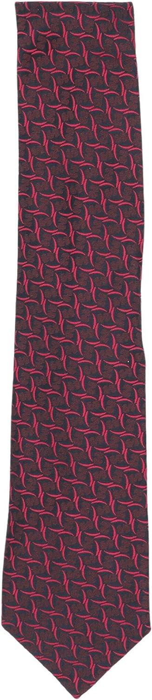 Charvet Men's Iridescent Rounded Skinny Lines Silk Necktie
