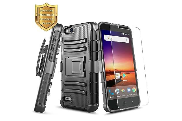 Best zte zfive c cases for phones   Amazon com