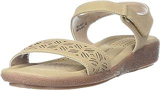 BATA Women's Brio Flat Sandal