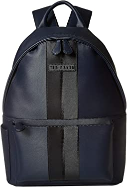 Popp Twill PU Backpack