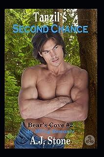 Tanzil's Second Chance: An MM/MPreg Romance: 2 (Bear's Cove)
