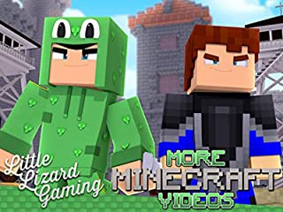 Clip: Little Lizard Gaming - More Minecraft Videos