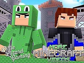Clip: Little Lizard Gaming - More Minecraft Videos