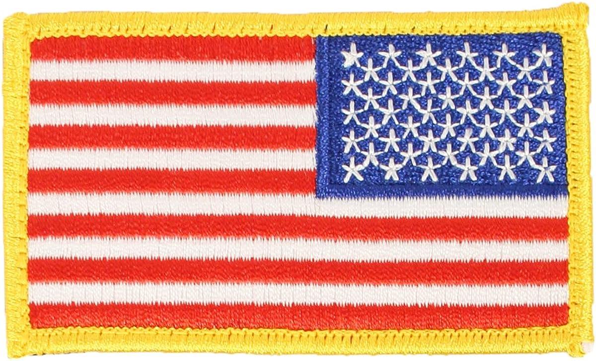 Shoulder Patch Reverse USA ACU//Foliage