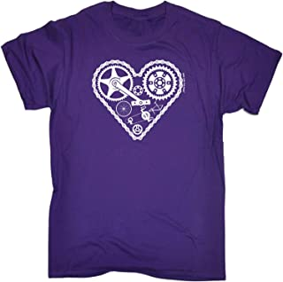 Ride Like The Wind Kids Cycling Tee - Cycling Heart Cycle Parts - Childrens Top T-Shirt T Shirt
