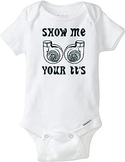 Show Me Your TT's Funny Baby Onesie Baby Boy Girl Clothes Bodysuit