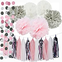 Best pink and grey party theme Reviews