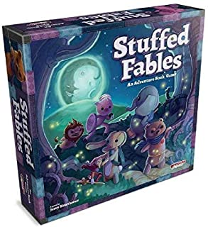 Stuffed Fables Board & Card Games