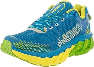 Men's Arahi Running Shoe Blue Aster/Blazing Yellow Size 9 M US