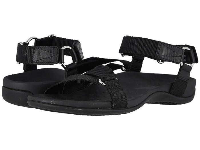 VIONIC  Candace (Black) Womens Dress Sandals