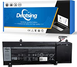 Dentsing 1F22N 15.2V 60Wh 4Cells Laptop Battery Compatible with Dell G5 5590 G7 7590 7790 Alienware M15 M17 R1 2018 2019 Series Notebook 7F22N XRGXX