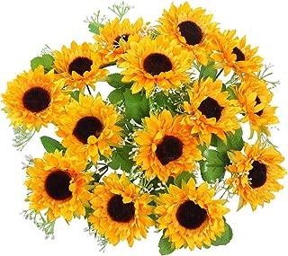 Best sunflower stems wholesale Reviews