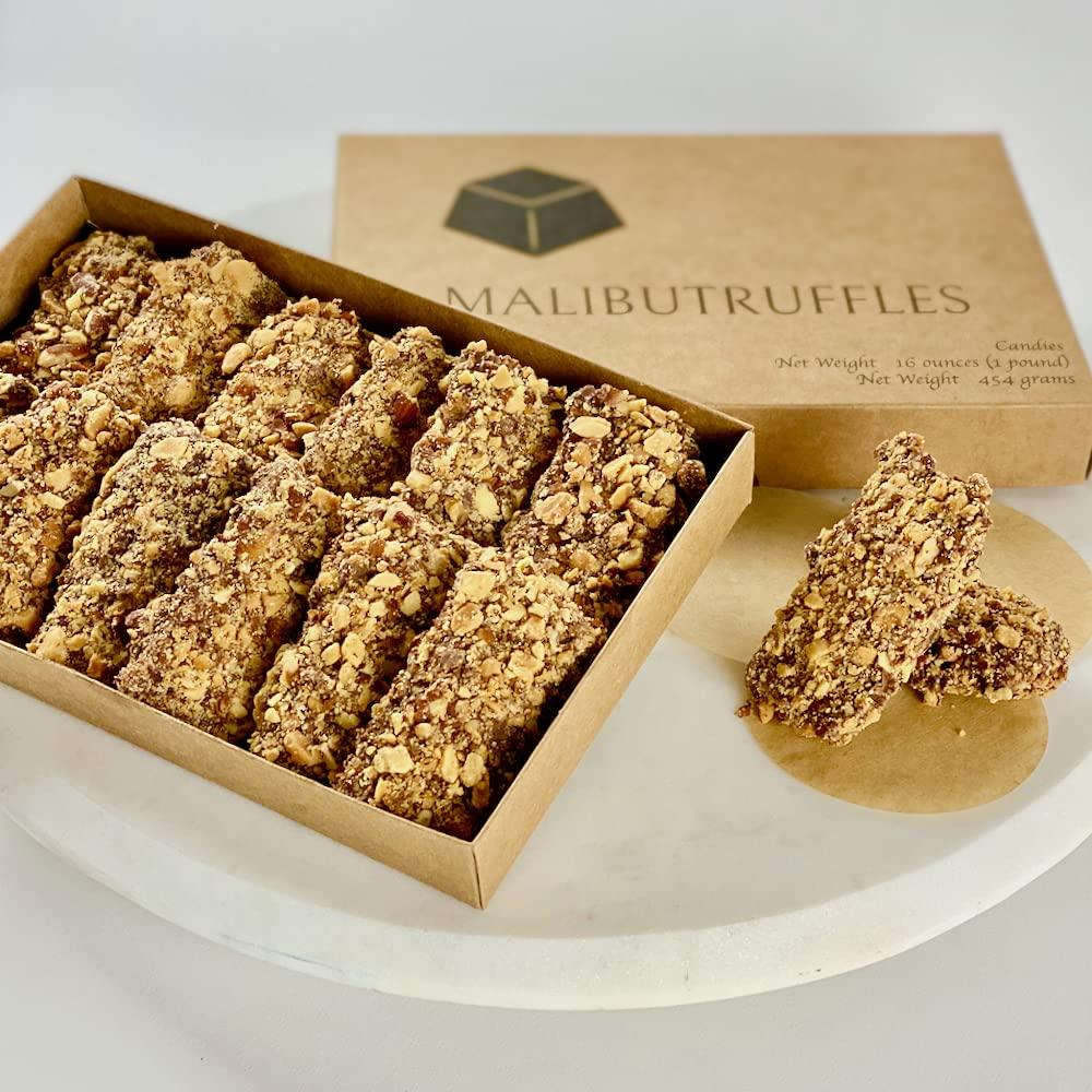English Courier shipping free Toffee Sticks Shipping included