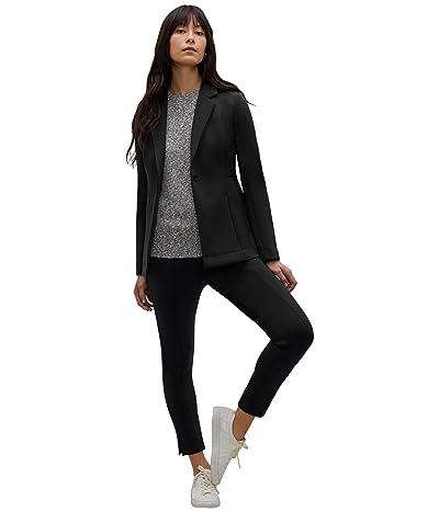 M.M. LaFleur Moreland Jacket Scuba (Black) Women