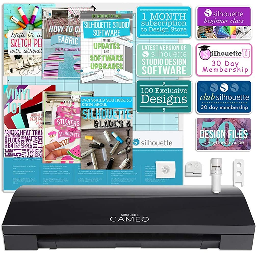 Silhouette Cameo 3 Vinyl Cutter