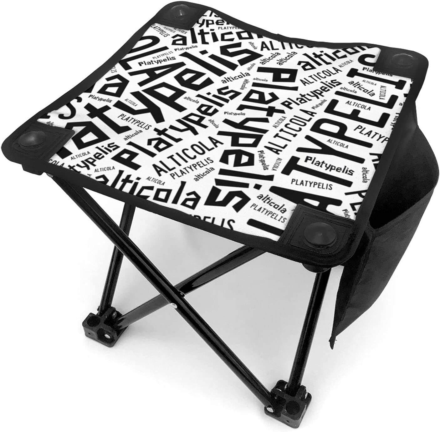price Endangered Species Platypelis Alticola Folding Stool Camping Max 61% OFF Oxf