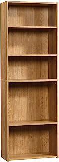 Best Sauder Beginnings 5-Shelf Bookcase, Highland Oak finish Review