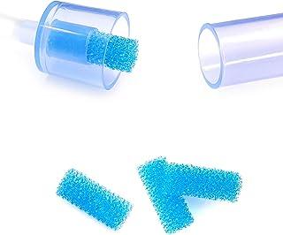 120-Pack of Premium Nasal Aspirator Hygiene Filter Refills, Replacement for NoseFrida Nasal Aspirator Filters, BPA, Phthal...