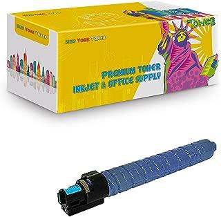 New York TonerTM New Compatible 1 Pack 841455 High Yield Toner for Ricoh : Aficio MP C4501   MP C5501. --Cyan