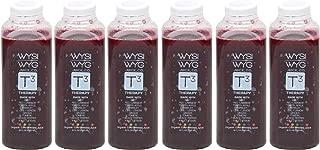 WYSIWYG Cold Pressed 100% Plant Powered Juice (Therapy, 6pk 12oz)
