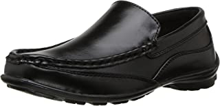 Kid's Booster Driving Moc Style Dress Comfort Loafer (Little Kid/Big Kid)