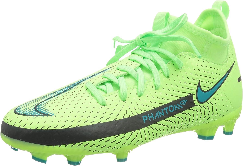 Nike Memphis Mall Boy's Football Soccer Shoe us Translated 5.5