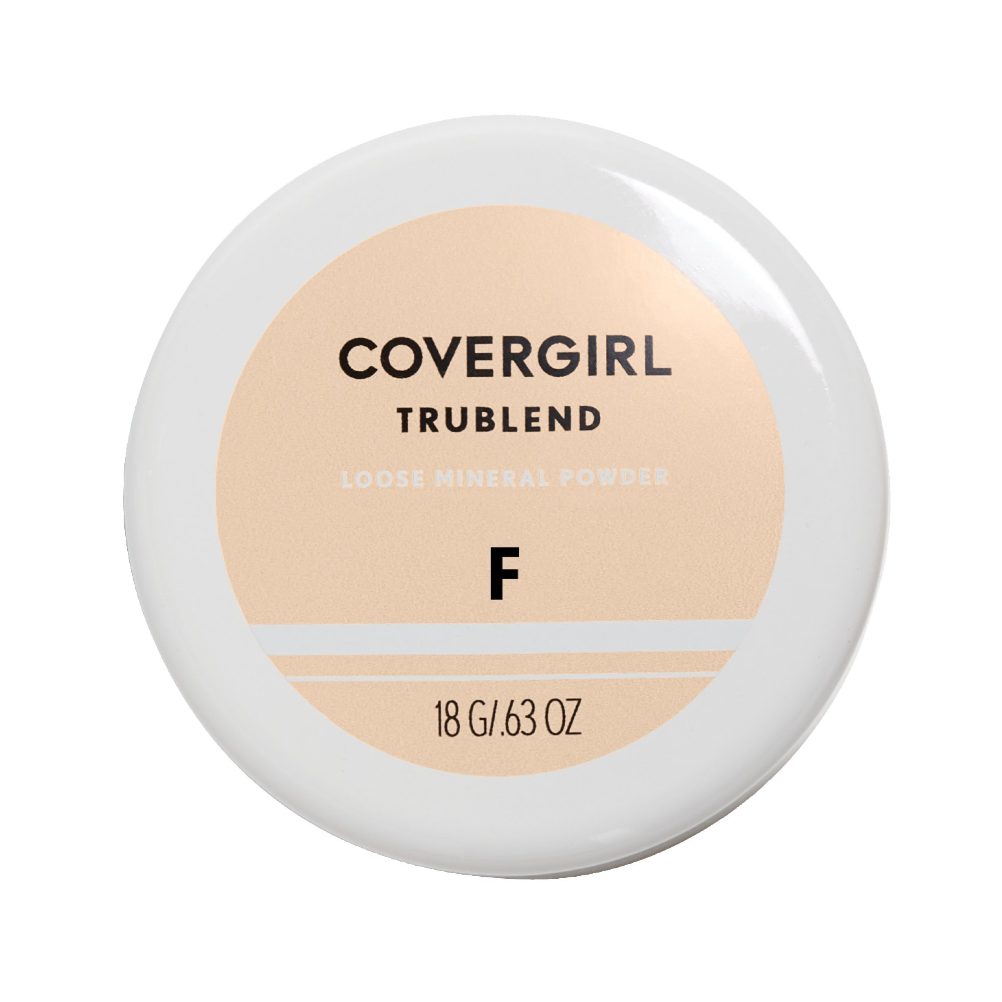 COVERGIRL TRUblend Mineral Translucent Packaging