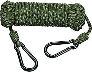 Hunters Specialties Reflective Treestand Rope 30ft Heavy Duty