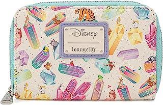 Disney Crystal Sidekicks Zip Around Wallet