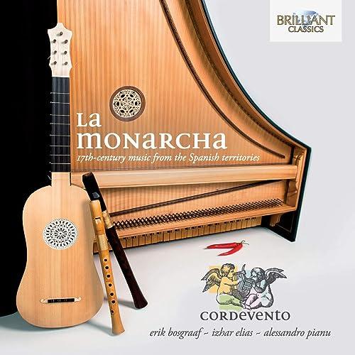 La Monarcha de Izhar Elias & Alessandro Pianu Erik Bosgraaf en ...